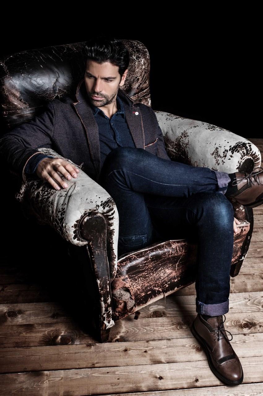 Mitia, Men Model, elite male model, competent and ...